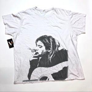Kurt Cobain 2010 Grunge Shirt Size XXL Nirvana